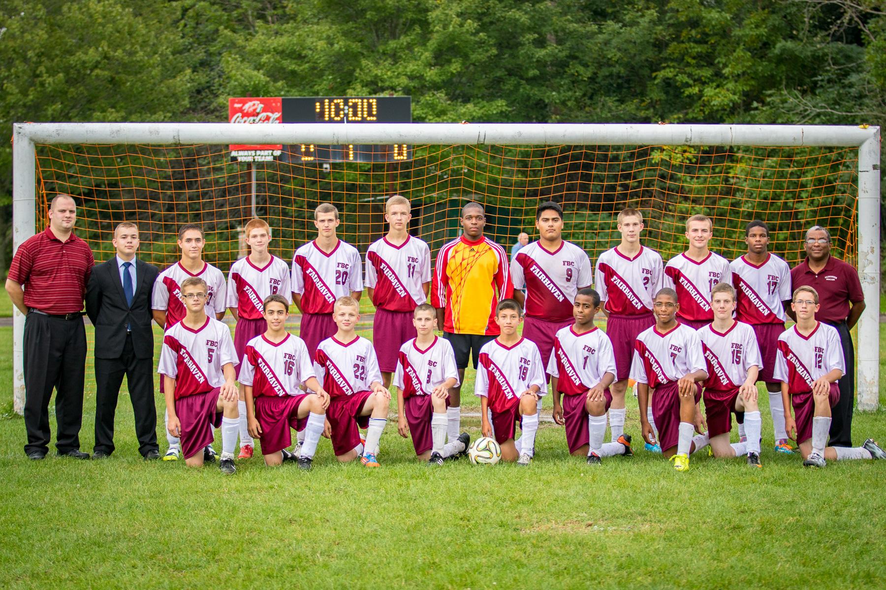 Fairhaven Baptist Academy Soccer 2015 (9 of 9)