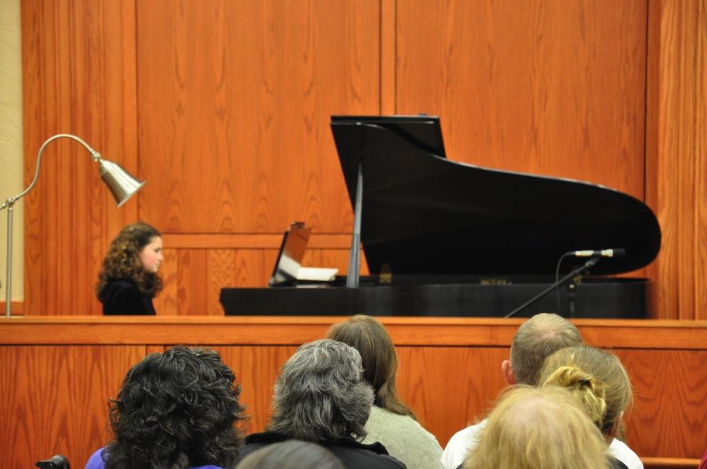 Fairhaven Baptist Academy piano