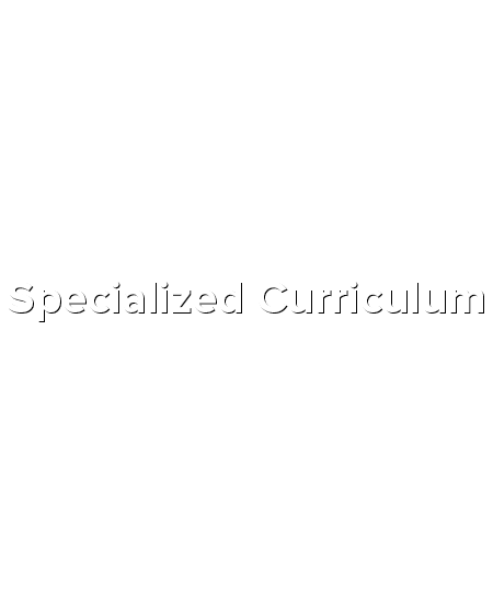 Specialize Curriculum