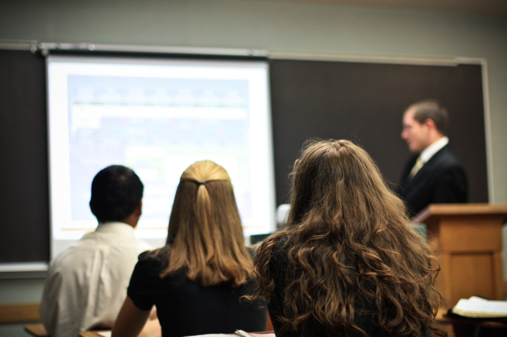 Fairhaven Baptist Academy classroom 4