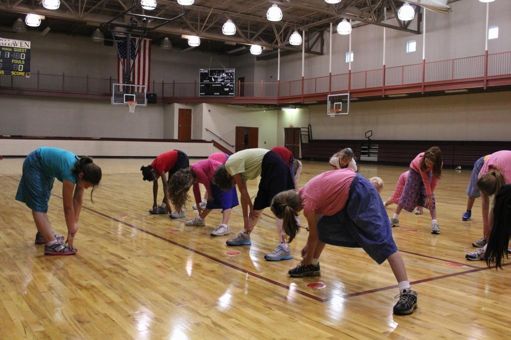 Fairhaven Baptist Academy gym2