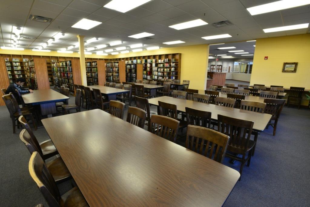 Fairhaven Baptist Academy library