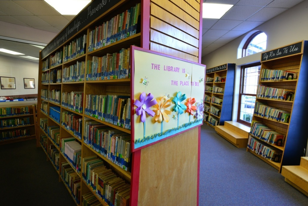 Fairhaven Baptist Academy library2