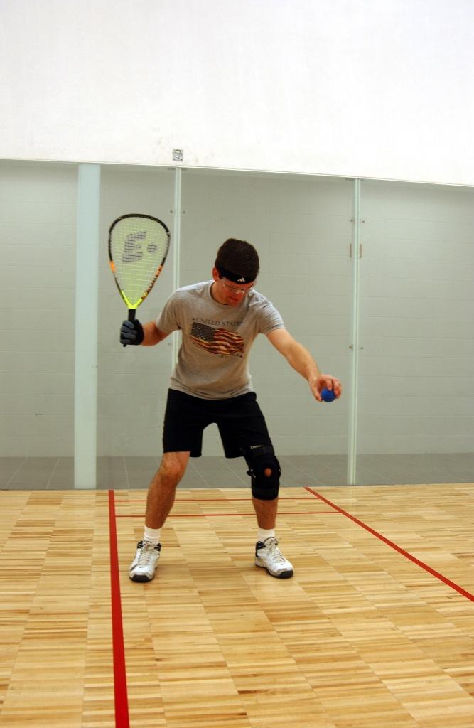 Fairhaven Baptist Academy racquetball